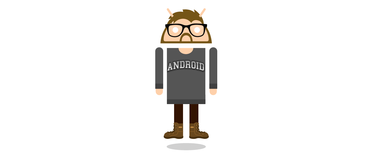 Made with Androidify